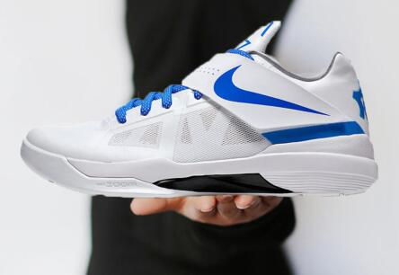 Nike Zoom KD 4 Think 16 (Thunderstruck) 总冠军Get毒版莆田鞋!货号:AQ5103-100