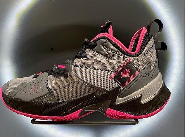 mamba day:Jordan Why Not Zer0.3 Black/Pink 黑粉!