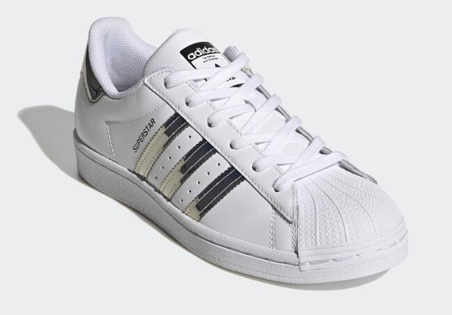 阿童木童鞋:为庆祝品牌50周年,adidas Superstar推出的新配色真的多到数不过来!