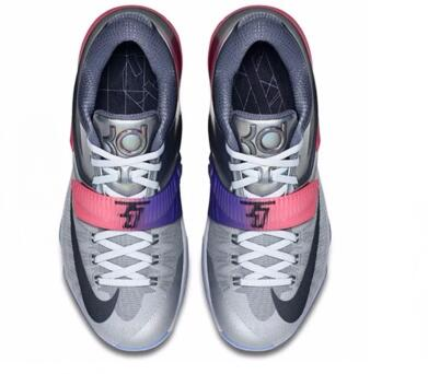 Nike KD 7 Calm Before the Storm 全明星莆田鞋!货号:744920-090