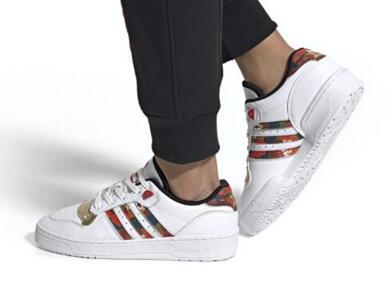 adidas Originals Rivalry CNY 新年/2020莆田鞋!货号:FW5273