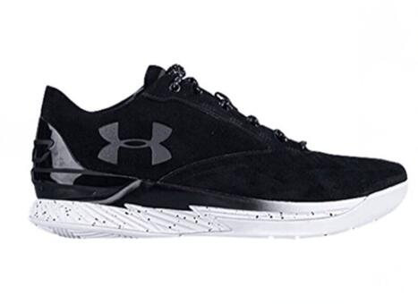 Under Armour Curry 1 Black/White  黑白莆田鞋!货号:1296619-002