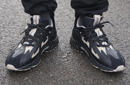Reebok DMX Series 1200 Black 黑色莆田鞋!货号:DV9234