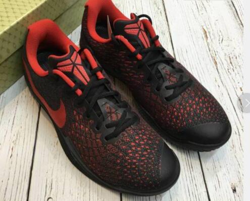 Nike Mamba Instinct Dark Red 深红色莆田鞋!货号:884445-016