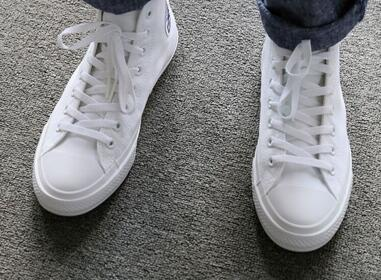 Converse Chuck Taylor All Star II White 白色黑标莆田鞋!货号:150148C
