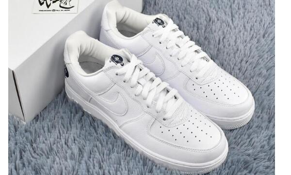 欧文中国行:Nike Air Force 1 White/Black RAF联名/白黑莆田鞋!货号:306033-113;AO1070-101